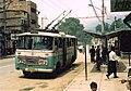 Kathmandu trolleybus 1993.jpg
