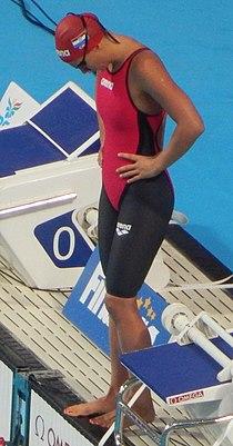 Kazan 2015 - Sanja Jovanović semi 50m backstroke.JPG