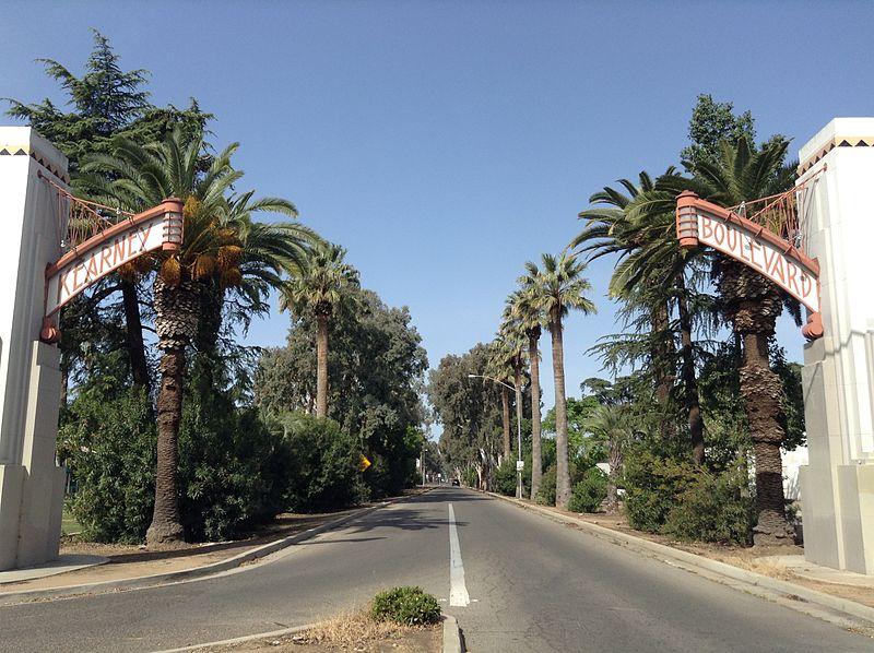 Kearney Blvd, Fresno, California.JPG