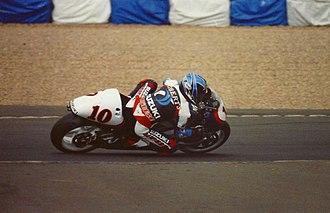 Kenny Roberts Jr. - Image: Kenny Roberts Jr. 1999 Donington Park