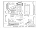 Kensey Johns Sr. House, 2 East Third Street, New Castle, New Castle County, DE HABS DEL,2-NEWCA,5- (sheet 11 of 12).png