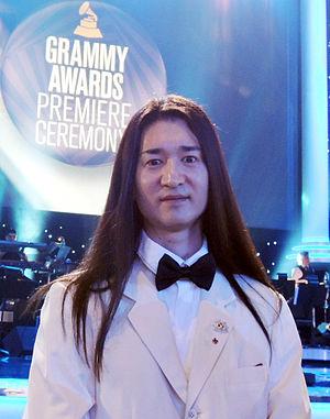 Kento Masuda - Kento Masuda at the 57th Grammy Awards Ceremony 2015.
