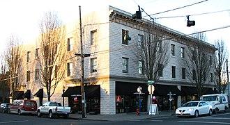 Kenton Hotel - Image: Kenton Hotel Portland Oregon