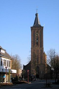 Reformeret kirke i Scherpenzeel, Nederlandene