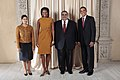 Khalid bin Ahmed bin Mohammed Al Khalifa with Obamas.jpg