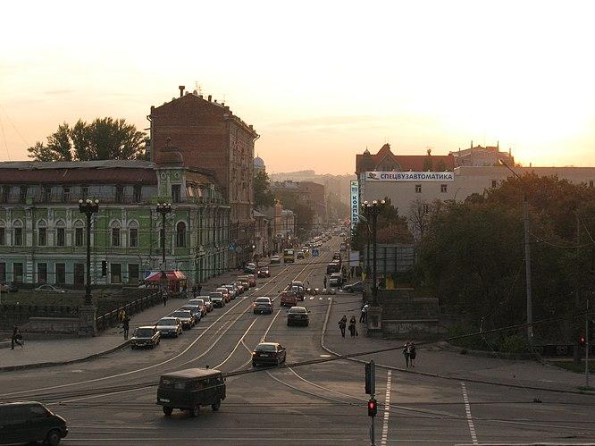 Вулиця Полтавський Шлях