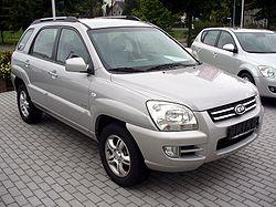 Kia Sportage 2004 2007