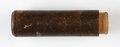 Kikarfodral svarvat av körsbärsträ - Skoklosters slott - 92935.tif