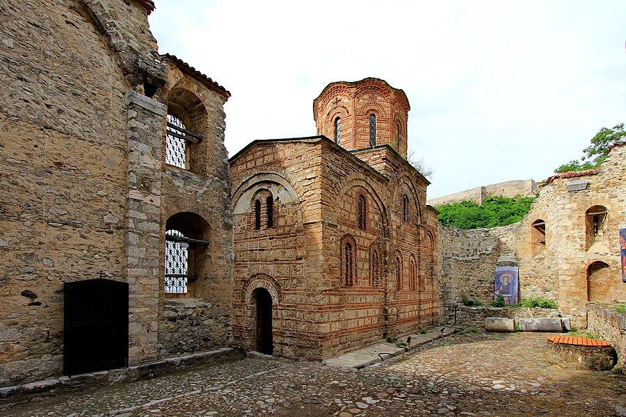 Church of the Holy Saviour, Prizren