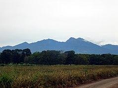 Kitanglad Gebirge