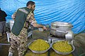 Kitchens in Iran-Mehran City آشپزخانه مرکزی شهر مهران در ایام اربعین، عکاس، مصطفی معراجی 33.jpg