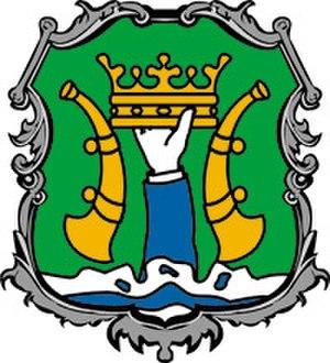 Coat of arms of Kaliningrad - Image: Kneiphof Wappen Rhm v 01