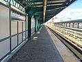 Knickerbocker Avenue - Metropolitan Avenue Bound Platform.jpg