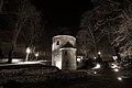 Kościół św. Mikołaja w Cieszynie w nocnej iluminacji.jpg