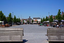 Purmerend city centre