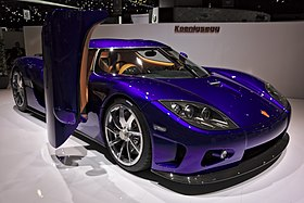 Swedish Car Koenigsegg Price