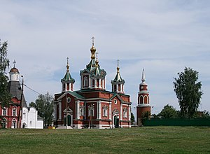 Kolomna Cathedral ExaltationCross.JPG, автор: Ludvig14
