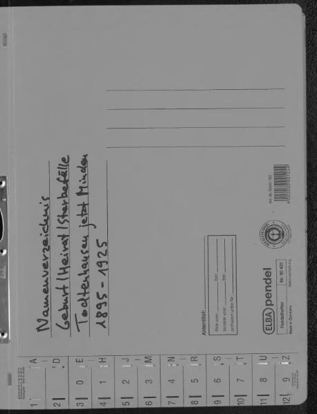 File:Kombiniertes Namensverzeichnis zu den Geburts-, Heirats- und Sterberegistern des Standesamtes Todtenhausen, 1895 bis 1925.djvu