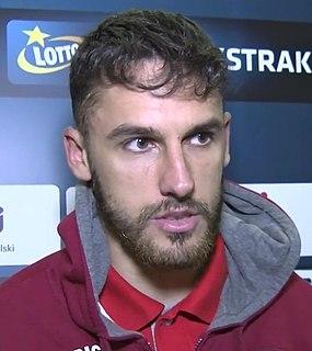 Konrad Wrzesiński Polish footballer