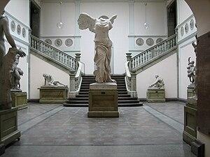 Fredrik Blom - Image: Konstakademin stockholm entre 2008