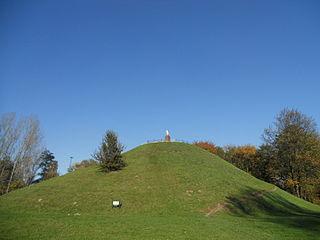 Wanda Mound tumulus