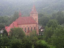 Korbielów kościół BŻ2