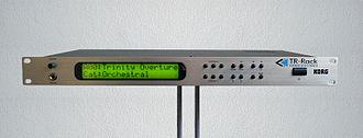 Korg Trinity - Korg TR-Rack soundmodule (1998)