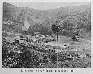 Morro Velho - Image: Kosmos morro velho 1907 3
