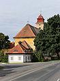 Kostelní Lhota, church east view.jpg