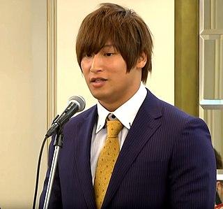 Kota Ibushi Japanese professional wrestler