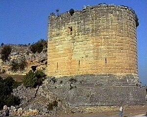 Koz Castle - Image: Kozkalesi