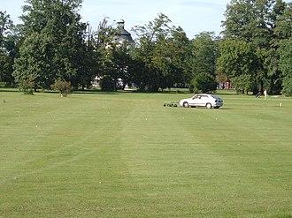 Kravaře - Image: Kravaře, golfové hřiště panoramio