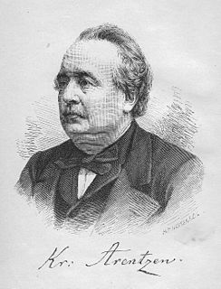 Kristian Arentzen Danish author