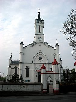 Ascension of Virgin Mary Church