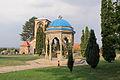 Krstionica u porti manastira Žiča, Srbija.jpg
