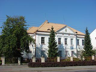 Krzyż Wielkopolski Place in Greater Poland Voivodeship, Poland