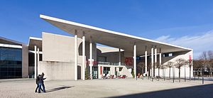 Kunstmuseum Bonn - The Kunstmuseum Bonn