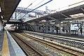 Kurashiki Station Platform 2014.JPG