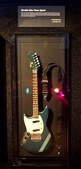 160px Kurt Cobain%2C Smells Like Teen Spirit guitar%2C EMP Museum