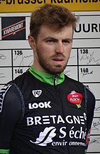 Daniel McLay British road cyclist