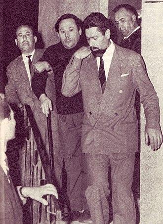 Luciano Leggio - The 1964 arrest