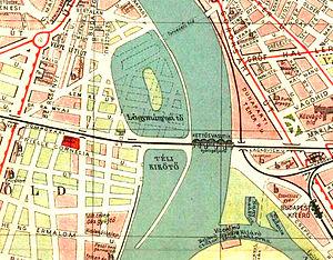 budapest térkép kopaszi gát Lágymányosi öböl – Wikipédia budapest térkép kopaszi gát
