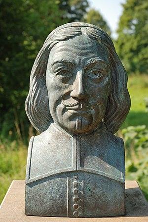 Deutsch: Lüdinghausen, Skulptur Christoph Bern...