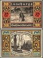 Lüneburg 75 Pfennig Gilbrecht und Hildegund.jpg