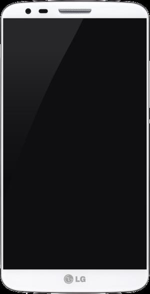 LG G2 - LG G2 in White