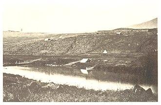 Buffalo River (KwaZulu-Natal) - Buffalo River at Rorke's Drift