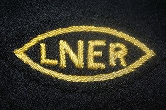 London and North Eastern Railway - Image: LNE Rlogo