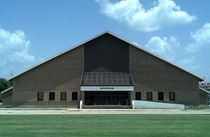 LSU Natatorium - Image: LSU Natatorium (Baton Rouge, LA)