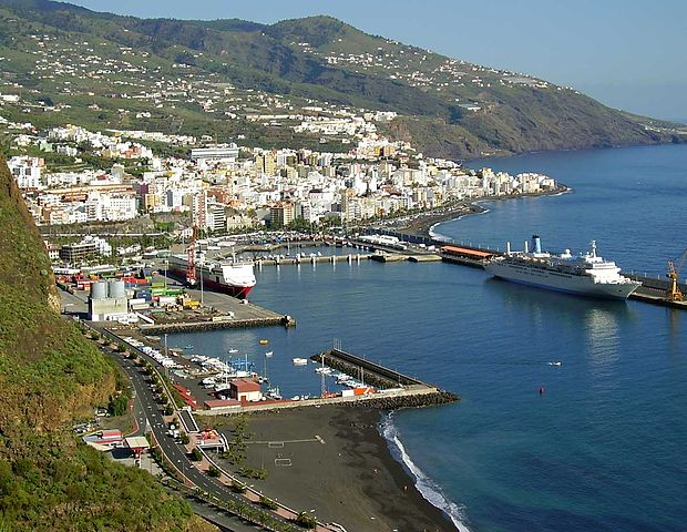 Canary Island Ferries Spain