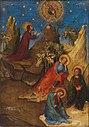 La oración en el huerto con el donante Luis I de Orleans (sin restaurar).jpg